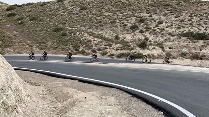 UCZ sección carretera: días 6 y 7 de abril