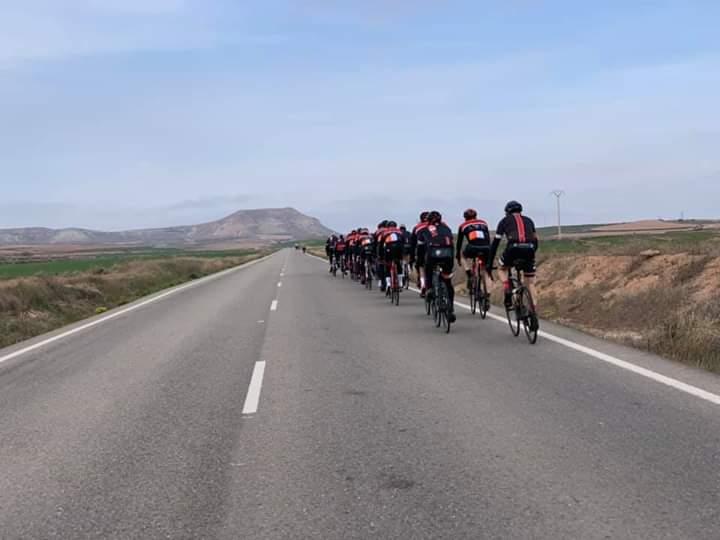 UCZ sección carretera: días 20 y 21 de abril